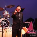 Willy Mosquera, concert producer, Queens Theatre in the Park, Flushing, New York, December 17, 2004, photo by Jerry Lacay.