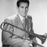 Trombonist, Cliff Barrows, Music and Programming Director of the Billy Graham Evangelistic Association since 1949.