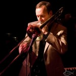 Pete McGuinness, multi-Grammy Nominee, Jazz Trombone Virtuoso, Lead player, Master Composer/Arranger, and Professor of Jazz Studies at William Patterson University in New Jersey.