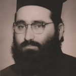 Reverend Panagiotis Kastaris, mid 1950's.
