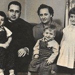 "Lorain, Ohio, bottom row, Demetrios, Euripides ""Rip"", Penelope (Penny). Up on the couch, Reverend Panagiotis (changed his name to Peter in the United States in order to become more American). To the right of Dad, Mrs. Georgia Kastaris. Photo taken around 1963. In addition to shaving his beard and cutting his long hair, dad did not wear his black robe any more outside of church in the street in order to blend into the American culture. Dad also did a fantastic job of learning to speak English at a very high level and almost completed a PHD in Theology before he passed away."