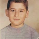 Demetrios, around 1968, St. Louis, Missouri.