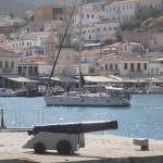 Greek Island of Hydra, photo credit: Demetrios Kastaris, September, 2014.