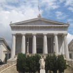 Athens Academy, Athens, Greece, photo credit: Demetrios Kastaris, September, 2014.