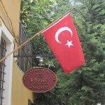 Turkish flag, Istanbul Turkey, September, 2014, photo credit: Demetrios Kastaris.