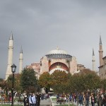 Agia Sophia, Istanbul Turkey, September, 2014, photo credit: Demetrios Kastaris.