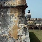 Puerto Rico, Castillo de San Felipe del Morro, July, 2015, photo credit, Demetrios Kastaris.