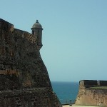 Puerto Rico, Fortress, Castillo de San Felipe del Morro, July, 2015, photo credit, Demetrios Kastaris.